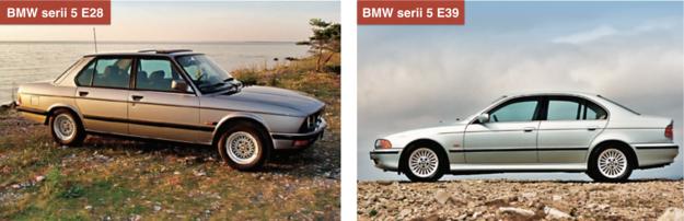 Poprzednik - model E28 zaprezentowany został w 1981 roku. Nie doczekał się wersji kombi. Następca, czyli E39, ma już 20 lat. Trwałością dorównuje, a nawet pokonuje E34. /Motor