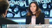 """Popularna dziennikarka Polsatu odeszła z pracy! """"Zrobiłam sobie prezent na urodziny"""""""
