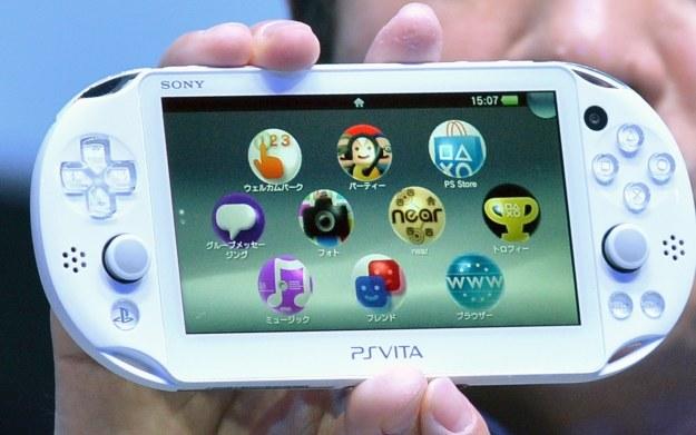Popularna kieszonkowa konsola Sony otrzyma drugie życie? /AFP