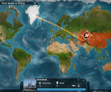 Popularne Plague Inc. pozwoli uratować świat przez wirusem