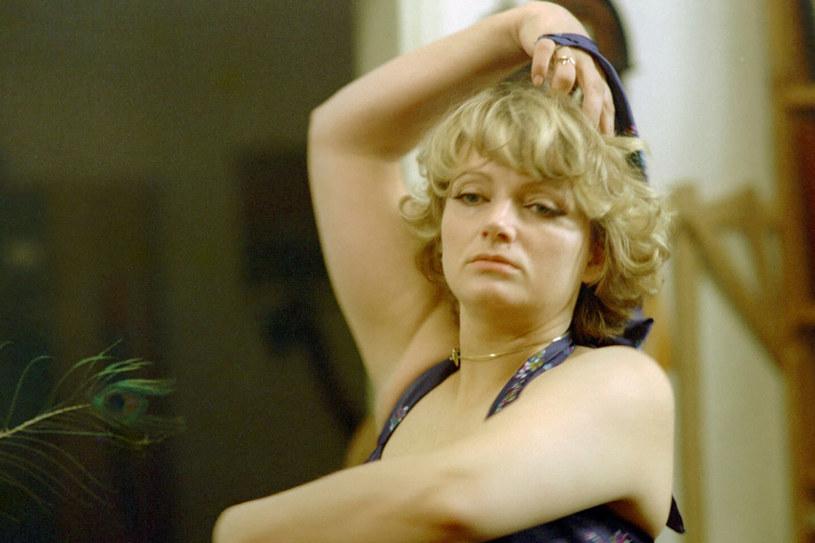 """Popularność przyniósł jej serial """"Czterdziestolatek"""", w którym wcieliła się w postac Madzi Karwowskiej /East News"""