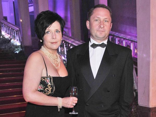Popularny dziennikarz ma ogromną pomoc ze strony swojej żony  /AKPA