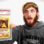 Popularny YouTuber kupił kartę Pokemon za 150 tysięcy dolarów