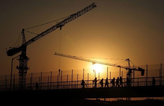 Popyt na tanie kredyty z programu wspierania społecznego budownictwa czynszowego /AFP