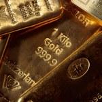 Popyt na złoto najniższy od 11 lat, cena złota spada