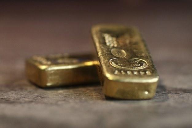 Popyt na złoto przewyższa podaż /AFP