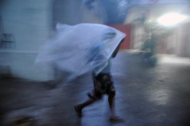 Pora deszczowa rozpoczyna się na Haiti dopiero za kilka tygodni /AFP
