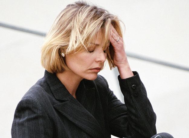 Poranne bóle głowy mogą być objawem choroby