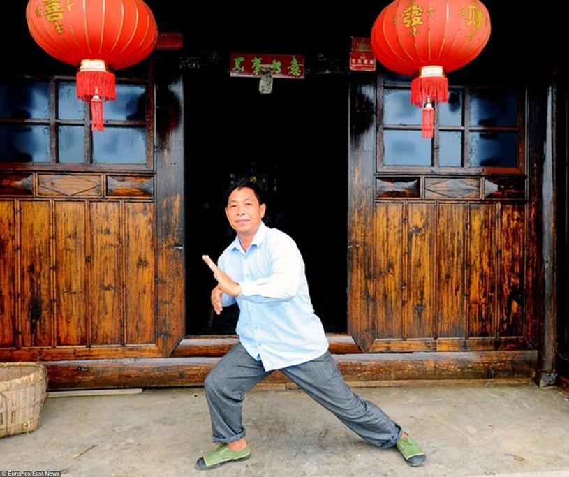 Poranne i wieczorne treningi to norma dla rolników z Ganxi Dong /East News