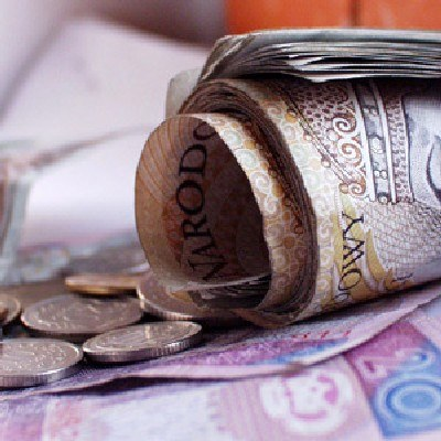 Poranne wzmocnienie to wszystko, na co było dziś stać polską walutę /INTERIA.PL