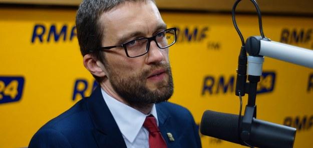 Poranny gość Dania Do Myślenia Rafał Górski /Michał Dukaczewski /RMF FM