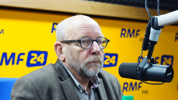 Poranny gość Dania do Myślenia /Michał Dukaczewski /RMF FM