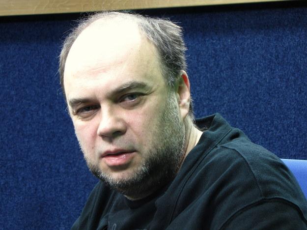 Poranny gość Dania do Myślenia /Kamil Młodawski /RMF FM