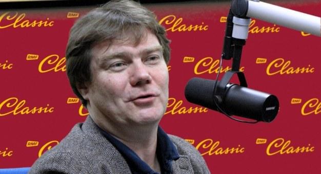 Poranny gość RMF Classic /Kamil Młodawski /RMF FM