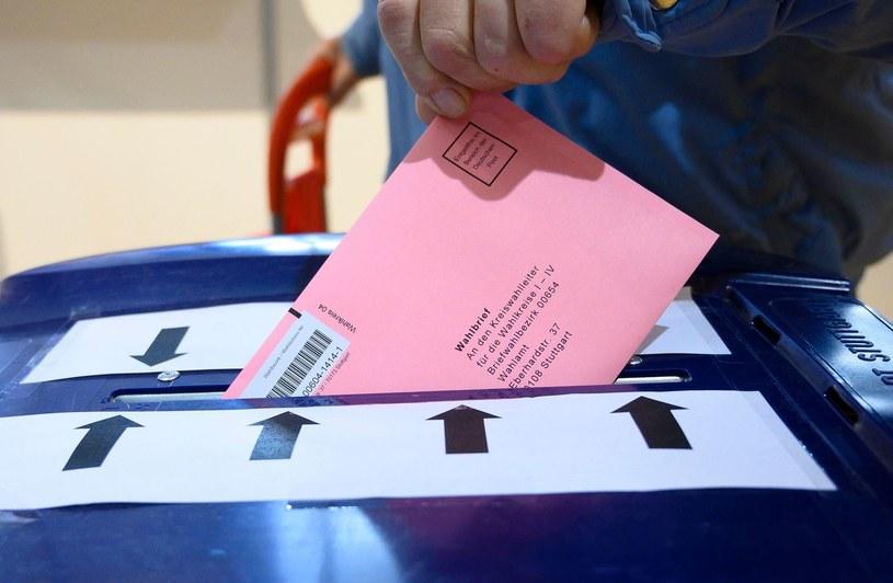 Porażka CDU w lokalnych wyborach w Niemczech /THOMAS KIENZLE /AFP