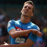 Porażka Napoli z Wolfsburgiem, gol Arkadiusza Milika