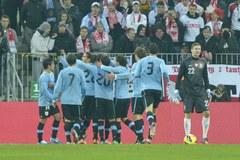 Porażka polskiej reprezentacji w meczu z Urugwajem