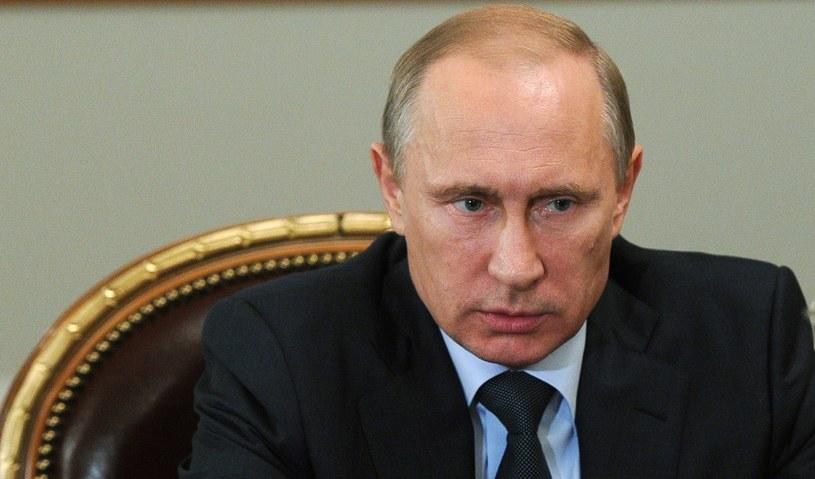 porażka prorosyjskicPorażka separatystów na Ukrainie może stanowić zagrożenie dla pozycji Putina na Kremlu. /AFP