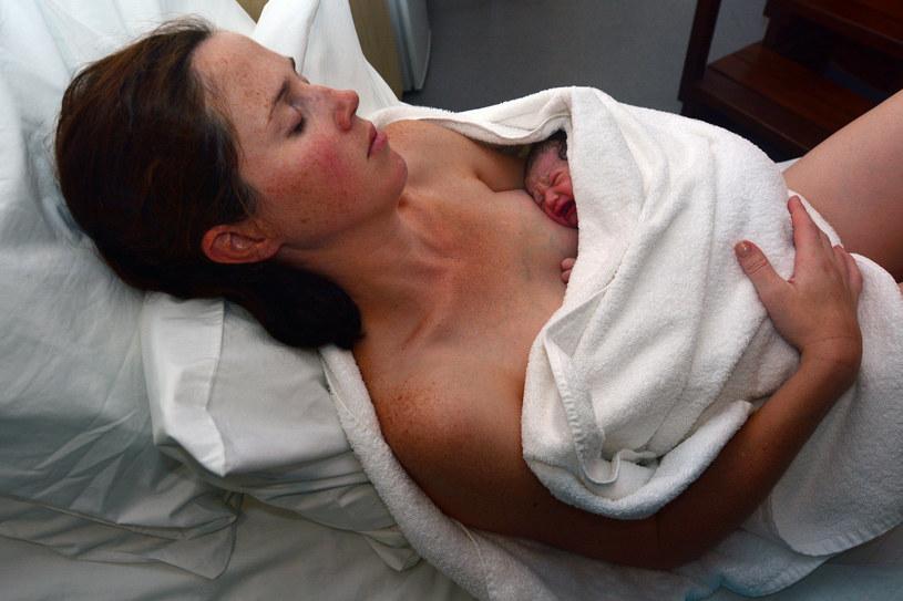 Poród nie musi być koszmarem /123RF/PICSEL