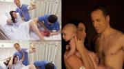 Poród sobowtórów księżnej Kate i Williama zniesmaczył internautów!