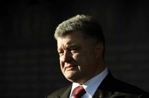 Poroszenko: Rosja nie chce tylko Krymu, chce całej Ukrainy