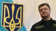 Poroszenko: Rosjanie wycofali 70 procent swoich wojsk z Donbasu