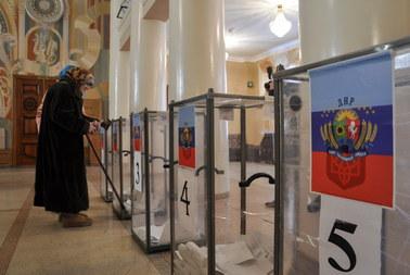 Poroszenko: Wybory w Donbasie to farsa pod lufą karabinów