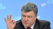 Poroszenko zapowiada odbudowę marynarki wojennej