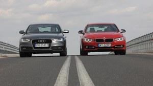 Porównanie: Audi A4, BMW serii 3