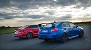 Porównanie: Audi S3 Limousine, Subaru WRX STI