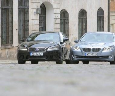 Porównanie: BMW ActiveHybrid 5, Lexus GS 450h