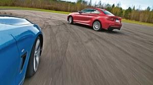Porównanie: BMW M235i, BMW 435i