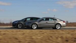 Porównanie: Citroen DS5, Volkswagen CC