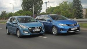 Porównanie: Hyundai i30 Wagon, Toyota Auris Touring Sports
