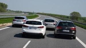 Porównanie: Hyundai i40, Mazda 6, Peugeot 508, Volkswagen Passat