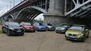 Porównanie: kompaktowe SUV-y i crossovery