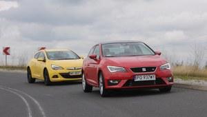 Porównanie: Opel Astra GTC, Seat Leon SC
