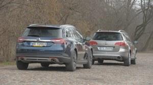 Porównanie: Opel Insignia Country Tourer, Volkswagen Passat Alltrack