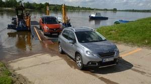 Porównanie: Peugeot 2008, Renault Captur