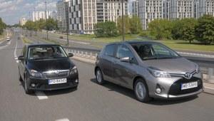Porównanie: Skoda Fabia, Toyota Yaris