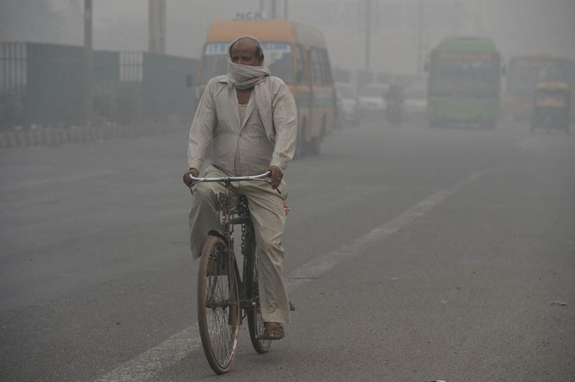 Porozumienie klimatyczne ma utrzymać wzrost globalnych temperatur poniżej 2 stopni Celsjusza /AFP