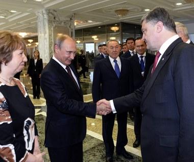 Porozumienie między Kijowem a separatystami możliwe w piątek