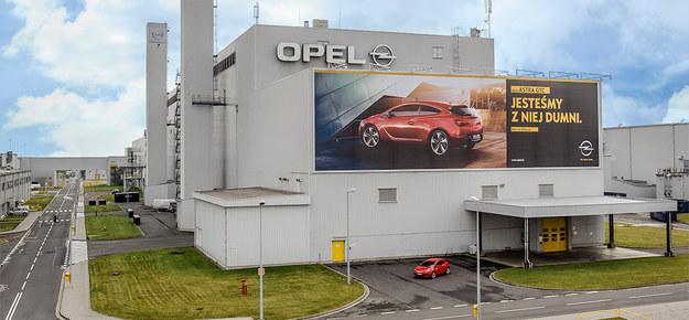 Porozumienie płacowe w gliwickiej fabryce Opla. Fot. inf. pras. /&nbsp