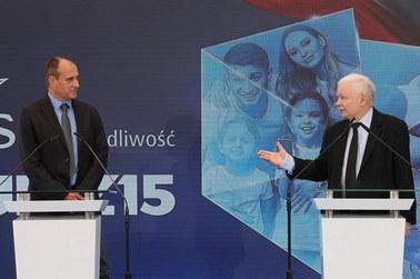Porozumienie programowe PiS i Kukiz'15. Kaczyński: Podejmiemy to ryzyko