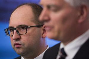Porozumienie zawiesiło Adama Bielana i dwóch innych polityków