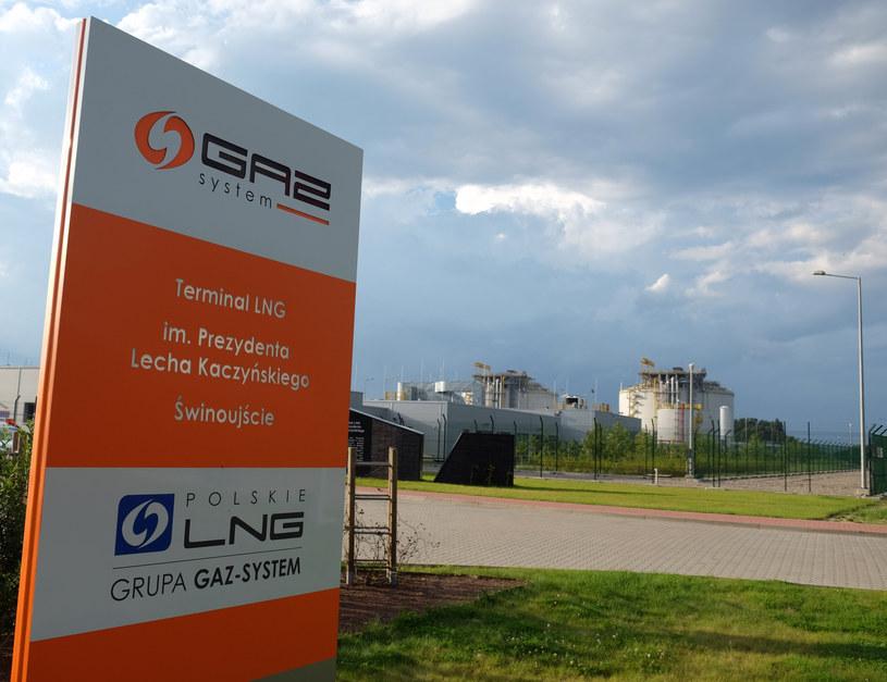 PORR i TGE dla Polskiego LNG zbudują trzeci zbiornik na LNG, większy niż dwa istniejące. /Łukasz Solski / East News /&nbsp