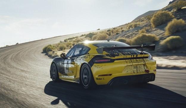 Porsche 718 Cayman GT4 Clubsport /Porsche