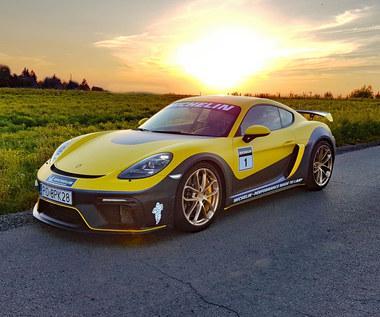 Porsche 718 Cayman GT4 - wstęp do torowej zabawy