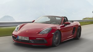 Porsche 718 Cayman i Boxster GTS - uturbione
