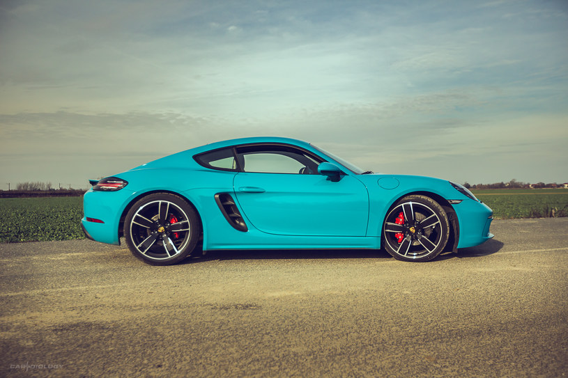 Porsche 718 Cayman S /INTERIA.PL